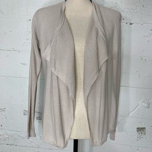 NWT White House Black Market casual knit cardigan